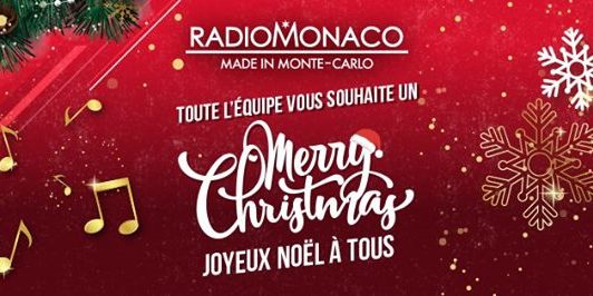 Joyeux Noel Souhaite.Toute L Equipe De Radiomonaco Vous Souhaite Un Tres Joyeux