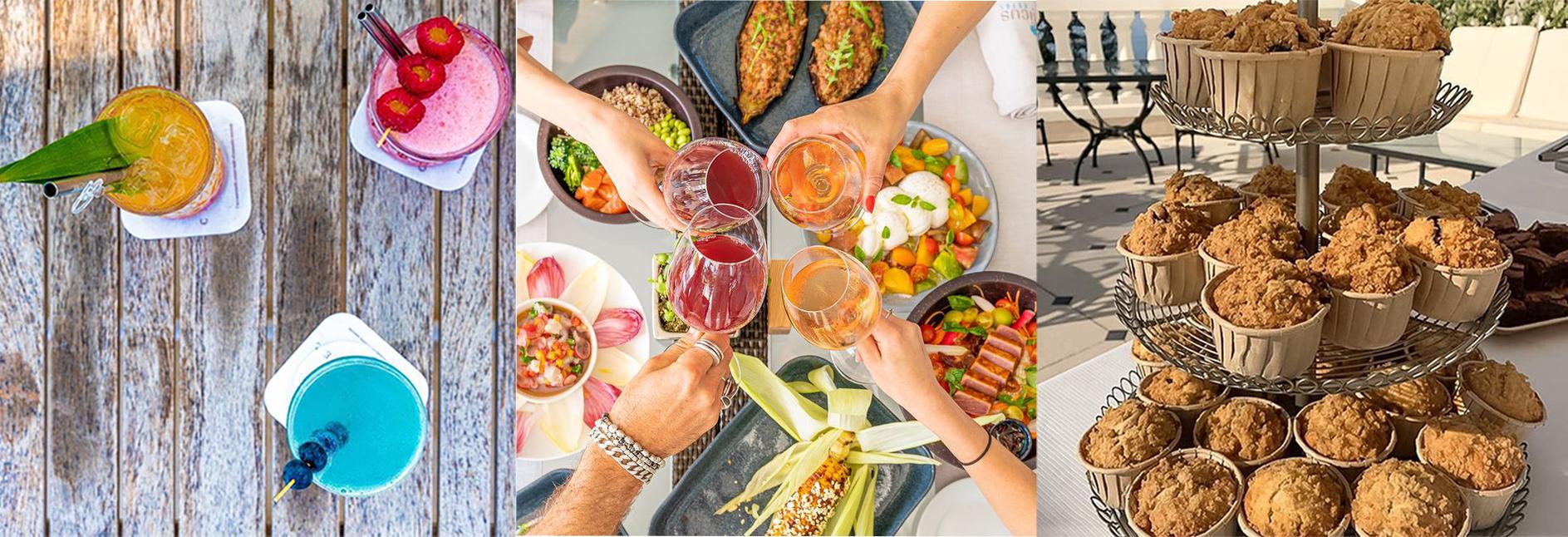 Le Cap Estel présente ses menus qui sauront ravir vos papilles