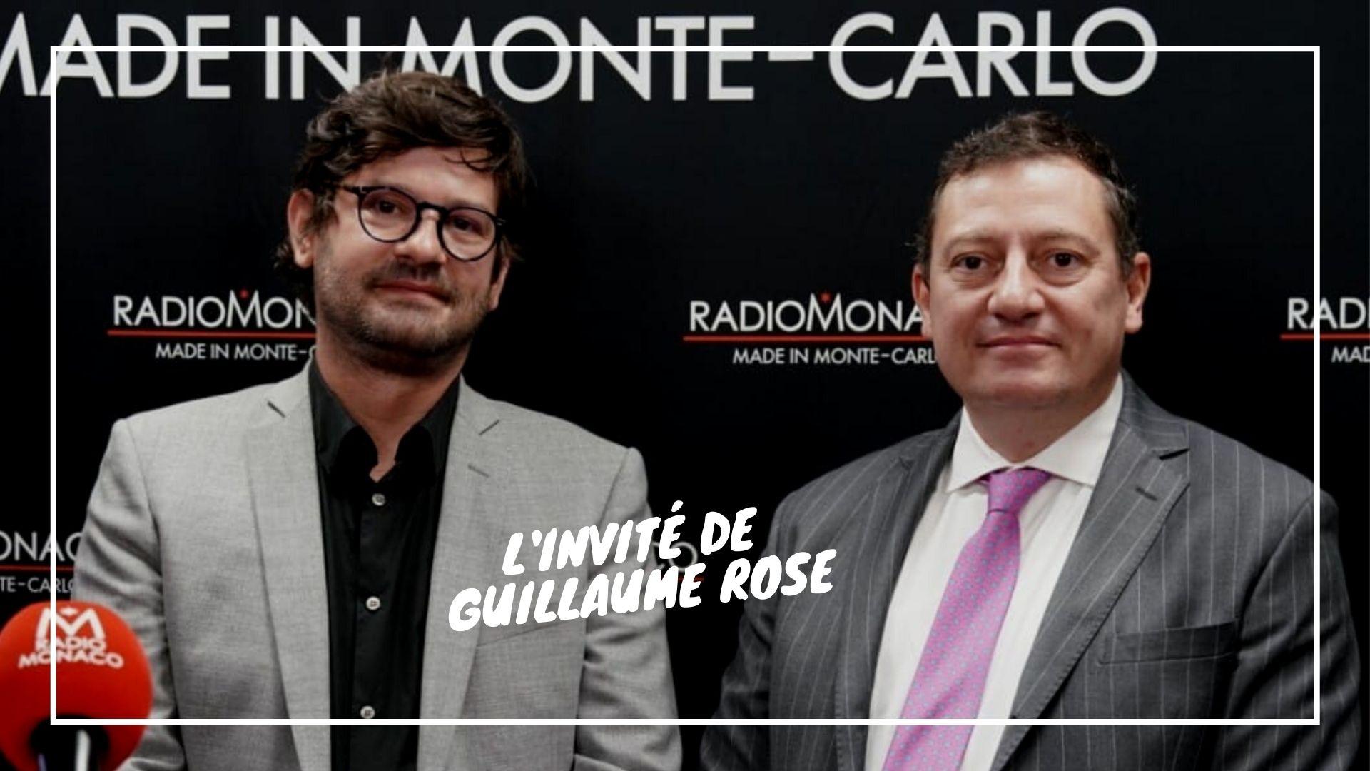 Guillaume Rose reçoit Benjamin Noir